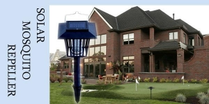 China Solar Mosquito Repeller on sale