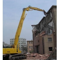 China High Reach Demolition Boom on sale