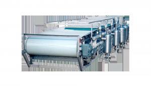 China PBF Moving Plate Horizontal Vacuum Belt Filter on sale