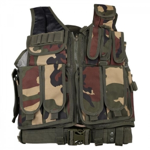 China Tactical vests Camouflage military combat vest 047 net shirt tactical vest stab-resistant clothing on sale