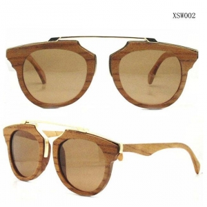 China Wooden Sunglasses Bamboo Wooden Sunglasses Wholesale vintage on sale
