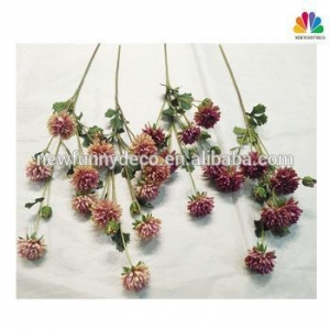 China Single 3D Artificial Decorative Flowers Latest Flowers Wedding Wall Decorations on sale