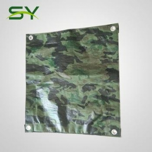 China 2018 high quality 55gsm--300gsm finished pe tarpaulin on sale