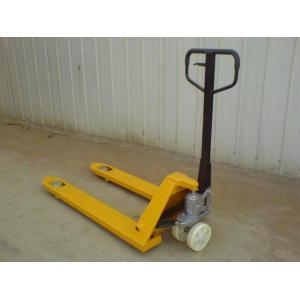 China 2.5T hand pallet truck/ Pallet jack on sale