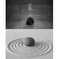 China Buddhist monk oriental style Decoration D003 on sale