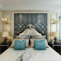 China Leather Works Imported Leather Wallpaper on sale