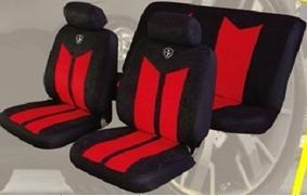 China CAR SEAT COVER Prestige Velvet Car Seat Cover on sale