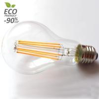 A70 6W Retro Filament Led Bulb Edison Deco Classic Light Lamp Energy Saving