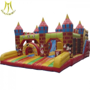 China PVC Outdoor Inflatable Play Area for Children on sale
