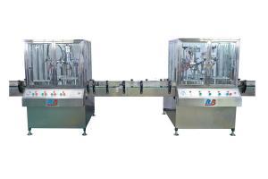 China QGQ-840 Automatic Aerosol Filling Machine Line on sale