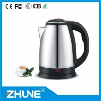 Cordless design FC CE GS ROhS 1.5L / 1.8L Anti-dry Stainless Steel Kettle Electric