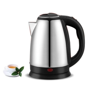 China ZY-8001 double-layer anti-hot electric kettle genuine fast electric kettle plastic bag manufacturers on sale
