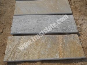 China Bullnose Pool Coping,Golden White Quartzite Pool Surround Stone Paving on sale