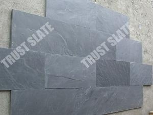 China Floor Tiles china supplier blue slate patio slate tile on sale