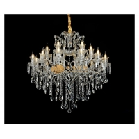 MariaTheresa Crystal Chandelier Name:99213/12+6