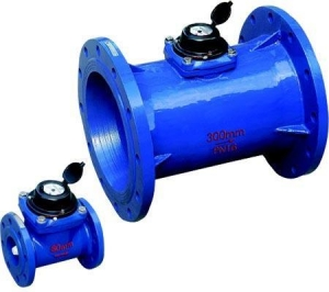 China WOLTMAN WATER METER LXLC-50A~300A on sale