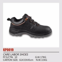 China Woodland Fatory Price Foot Protection Construction Safety Shoes on sale