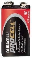 China Batteries Duracell Procell Alkaline Batteries - PC1604 - 9V on sale