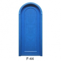 China Solid Wood Arch Doors on sale