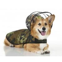 Special Dsign Hat Dog Raincoat