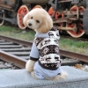 China Printing Flannel Dog Hoodie for sale