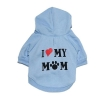 China Puppy Love Mommy Hoodie for sale