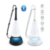 China Touch Sensor Bluetooth Wireless Music Table Lamp for sale