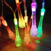 China Colorful Waterdrop Holiday Decoration Light for sale