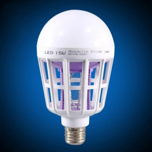 China LED Bulb 2 in 1 Bug Zapper Mosquito Killer Lamp on sale