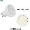 China LED Bulb GU10 Energy Saving Spot Light for sale