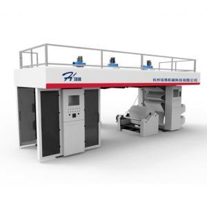 China Flexographic Printing Machine Stack Type Flexo Printing Press on sale
