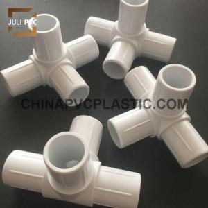 China UPVC Water Supply Pvc Fitting on sale