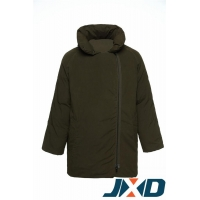 Winter Polyester Plus-size Puffer Jackets