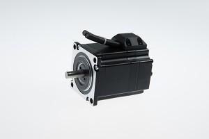 China Customizing hybrid stepping motor NEMA 17 Stepping Motor With Brake (60mm 0.72N.m) on sale