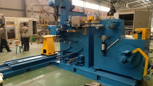 China HV foil winding machine on sale