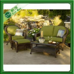 China China manufacturer wholesale import cheap price sale round outdoor patio rattan on sale