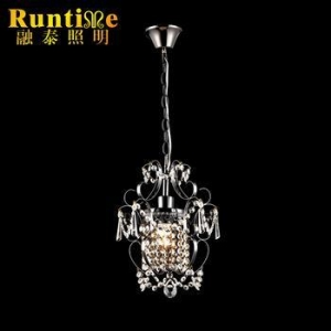 China Zhongshan luxury modern living room hanging crystal chandelier RT1602 on sale