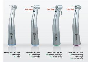 China High speed Handpiece fiber optic contra angle on sale