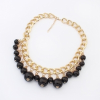 Necklace Fashion Pendant Round Necklaces Jewelry