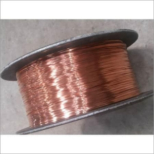 China Bare Copper Wire Conductor Rectangular Strips on sale