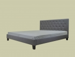 Leather Bed Upholstery available
