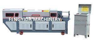 China CNC Steel bar Straightening and Cutting Machine on sale