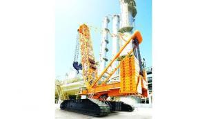 China Construction Crane machinery XGC15000 on sale
