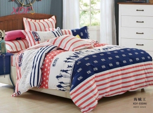 China Bedsheet / Pillowcase 4 Piece Teen Bedding Sets , Crib Clearance Bedding Sets on sale