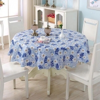 Table Cloth PVC Printed Tablecloths