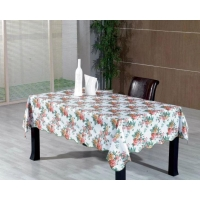 Table Cloth Oval Tablecloth for Dining Room