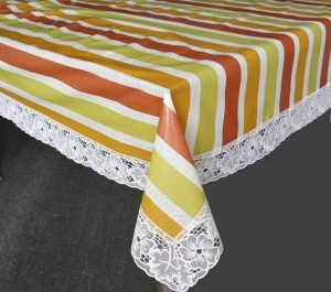 China Table Cloth Round Table Cover on sale