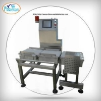 China Check Weigher Automatic Weighing Machine Conveyor Check Weigher on sale