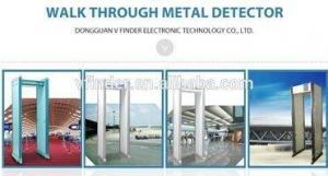 China walk through metal detector Cheap VW-Ea Walk Through Metal Detector Security Door on sale
