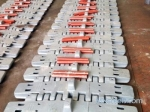 Manganese Caterpillar Tracks For Industrial Machineries